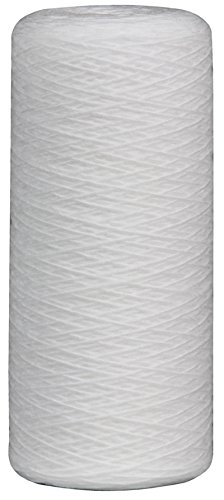 Culligan CW25-BBS Heavy Duty Polypropylene Sediment Filter Cartridge for Whole House System, White, 25 Micron (Culligan Sediment Filter compare prices)