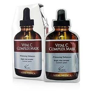 Vital c complex mask whitening enhancer 5x30g 1oz amazon co