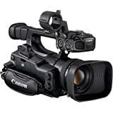 Canon XF105 (XF-105) Professional Camcorder - MPEG-2 50Mbps, 4:2:2 codec with Infrared mode and 3D Shooting Assist functions and studio connectivity