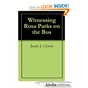 Book: Witnessing Rosa Parks on the Bus