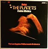 img - for The Planets by Gustav Holst. Zubin Mehta conducts the Los Angeles Philharmonic Orchestra. book / textbook / text book