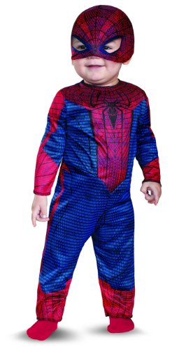 Disguise Marvel The Amazing Spider-Man Movie Infant Costume