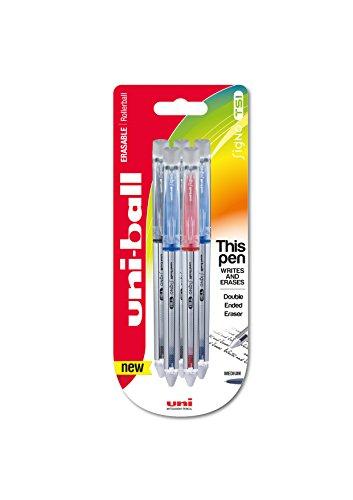 OfficeCentre 153529172 - Bolígrafo de tinta gel (con tinta borrable trazo medio), multicolor