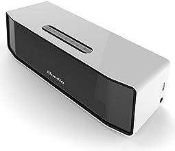 Bluedio BS-2 (Camel) Mini Bluetooth speaker Diffusore Bluetooth Altoparlante Bluetooth Portable Wireless speaker Sound System 3D stereo Music surround (White)