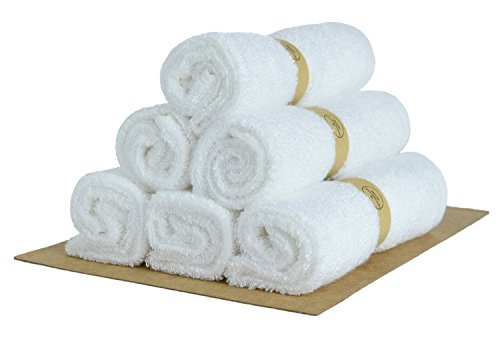 The-Motherhood-Collection-6-ULTRA-SOFT-Baby-Bath-Washcloths-100-Natural-Bamboo-Towels-No-Dyes-Perfect-for-Sensitive-Baby-Skin-6-Pack-10x10-Ideal-Shower-Gift