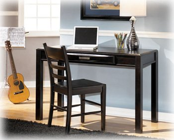 Kira Desk and Chair by Ashley Furniture