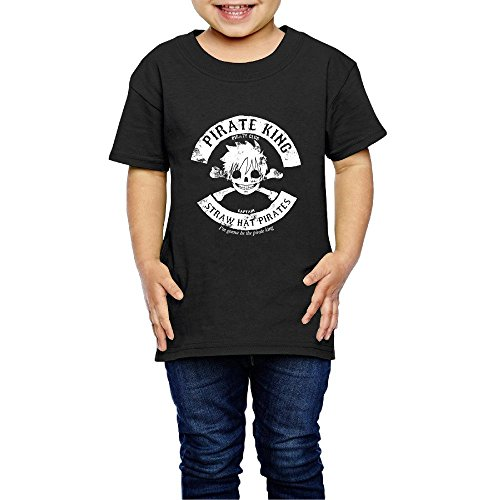 One Piece One Piece Vol 75 One Piece Pirate King Toddler Tee Short Sleeve Shirts (Infinite Santa 8000 compare prices)