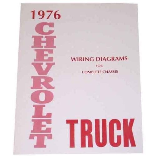 1976 Chevrolet Pickup Specifications and Photos