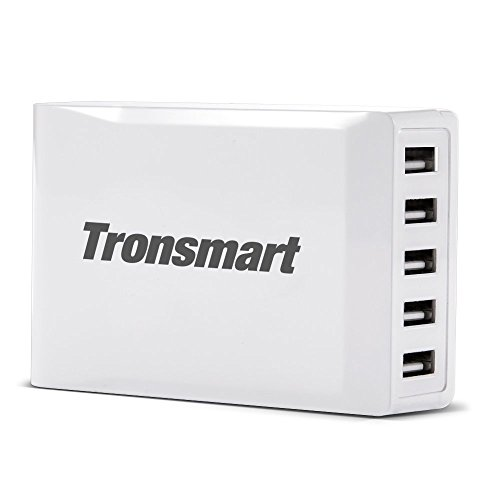 Tronsmart® 40W 8A 5-Port Chargeur de Bureau / USB High Speed Desktop Charger - prise EU pour iPhone 6/6 Plus, iPhone 5S, iPad Air 2/iPad Air/iPad Mini