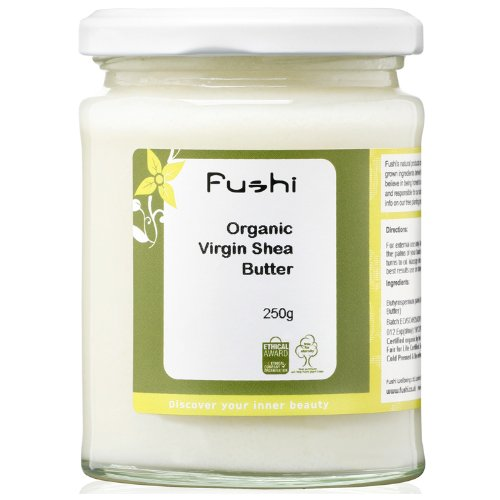 Organic Virgin Shea Butter (Unrefined) 250g Reviews
