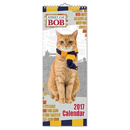 street-cat-bob-slim-kalender-2017