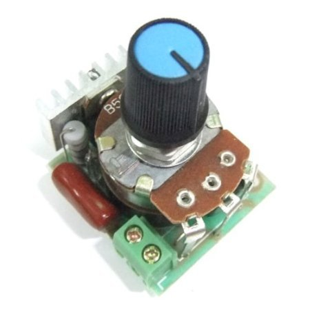Riorand 500W Scr Thyristor Ac 220V Silicon Controlled Rectifier Electronic Heating Power Regulator Motor Controller front-180077