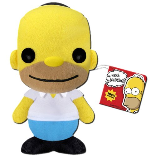Funko Homer Simpson Plushie
