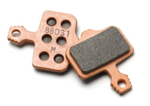 Buy Low Price Avid Elixir Disc Brake Metal Pads with Steel (Back) (AVELX03501)