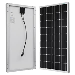 RENOGY® 100 Watt 100w Monocrystalline Photovoltaic PV Solar Panel Module 12V Battery Charging from Renogy