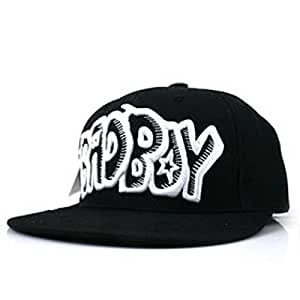 Big Bang _G-Dragon_BADBOY cap (Black) (japan import): Toys & Games
