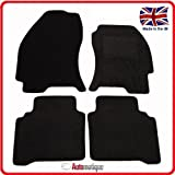 SMART FORTWO PASSION (04-07) TAILORED CAR MATS