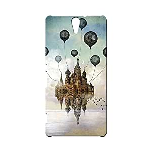 BLUEDIO Designer Printed Back case cover for Sony Xperia C5 - G6903