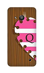 SWAG my CASE Printed Back Cover for Microsoft Lumia 550