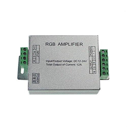 RGB LED Signal Power Amplifier 144W 12V / 288W 24V - 12A