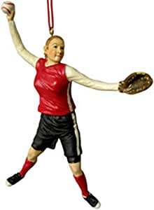 Fast Pitch Softball Girl [763537]