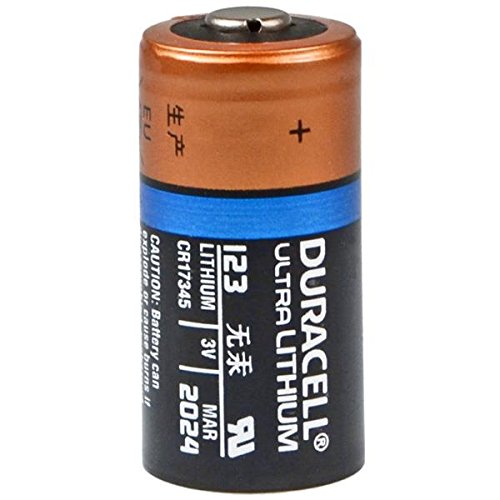 20 x cr123 pile lithium photo cr123a en vrac Bulk 3v Duracell ultra