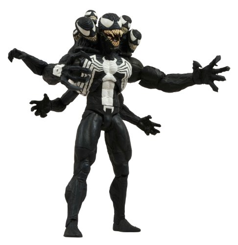 Diamond Select Toys Marvel Select Venom Action Figure