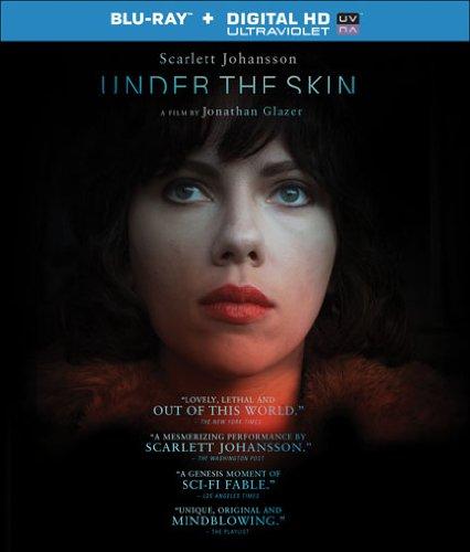 Under the Skin 北米版 [Blu-ray+UltraViolet][Import]