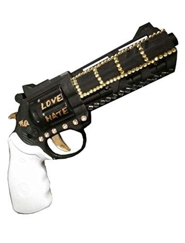 OUTEXPERT Suicide Squad Cosplay Props Gun Harley Quinn's Gun
