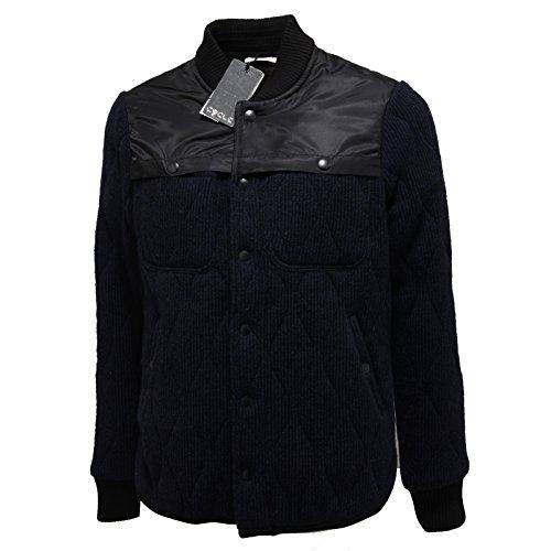 7587L giubbotto uomo blu CYCLE giacche jackets men [L]