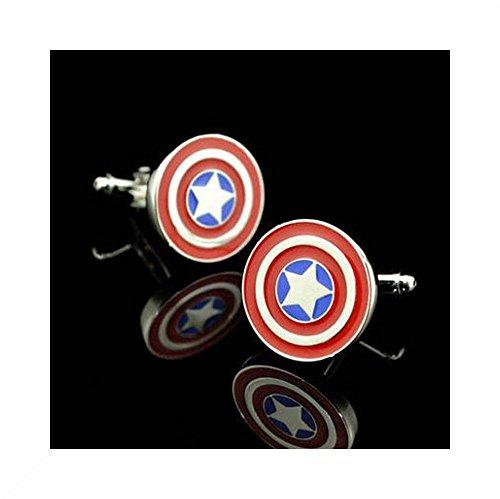 Super Hero Gemelli, Captain America, Taglia unica