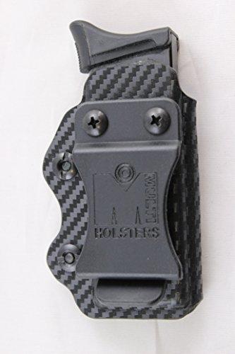 Multi Holsters Elite Single Magazine Holsters (Ruger LC9/LC380, Black Carbon Fiber) (Black Carbon Fiber Kydex compare prices)