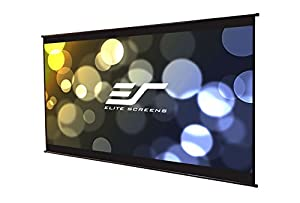 Elite Screens DIY Wall 2 Series, 100-inch 16:9, Do-It-Yourself Indoor & Outdoor Wall Projection Screen, Model: DIYW100H2