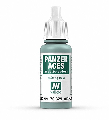 Vallejo Highlight Russian Tankcrew #1 Color, 17ml