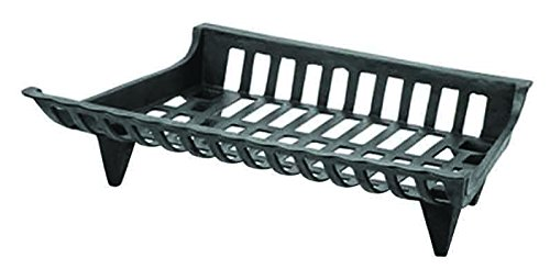 Lowest Price! Pleasant Hearth Cast Iron Grate, 24-Inch