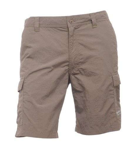 Mens Cargo Shorts. Khaki. Size 38
