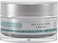 Dr Lisa Benest Skin Care 20% Glycolic Acid Anti-Aging Face Cream 1.6 Ounce