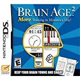 Brain Age 2: More Training in Minutes a Day! (Nintendo DS Game)
