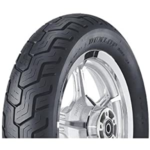 dunlop d404 130 90 16 rear tire for harley. Black Bedroom Furniture Sets. Home Design Ideas