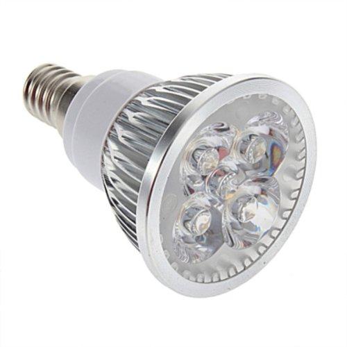 New E14 Led Warm White 12V 4W Bulb Spotlamp Down Light Energy Saving Hs