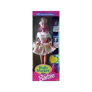 Polly Pocket Barbie Doll