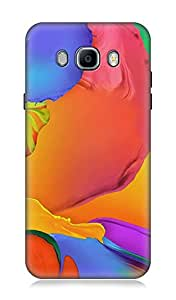 Samsung Galaxy J7(2016) 3Dimensional High Quality Designer Back Cover by 7C