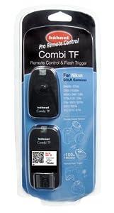 Hahnel Combi TF Wireless Remote Control and Wireless Flash Trigger for Nikon SLRs
