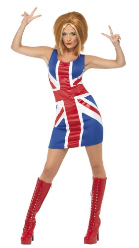 Ginger Power Costume (Large)