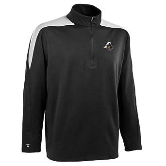 NCAA Purdue Boilermakers Succeed Jersey Fleece Pullover Mens by Antigua