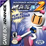 Bomberman Max Advance Blue - Game Boy...