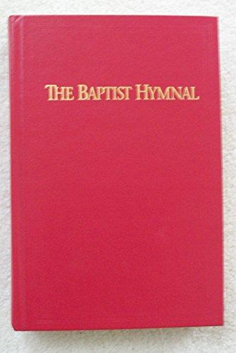 Baptist Hymnal 1991 Scarlet Red
