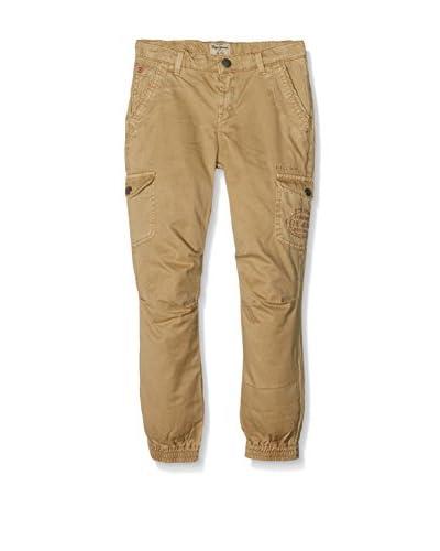 Pepe Jeans London Pantalón Cargo Benson Kids Camel
