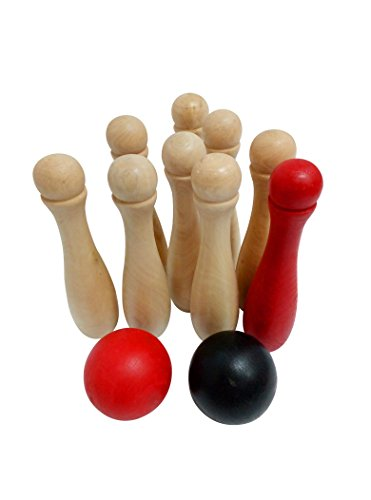 funmate-wooden-skittles-garden-game-set-real-solid-wood-deluse-garden-bowling-set