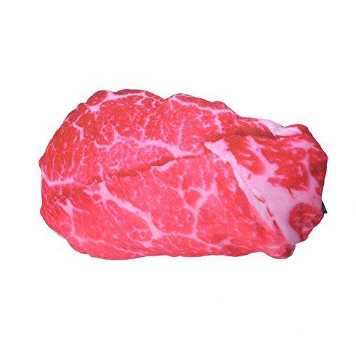 肉クッション 肉 クッション リアルクッション ギフト プレゼントに最適 お...